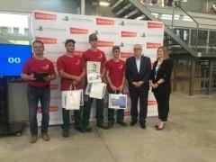 Finał Eliminacji do Mistrzostw Europy Młodych Mechaników EuroSkills_m